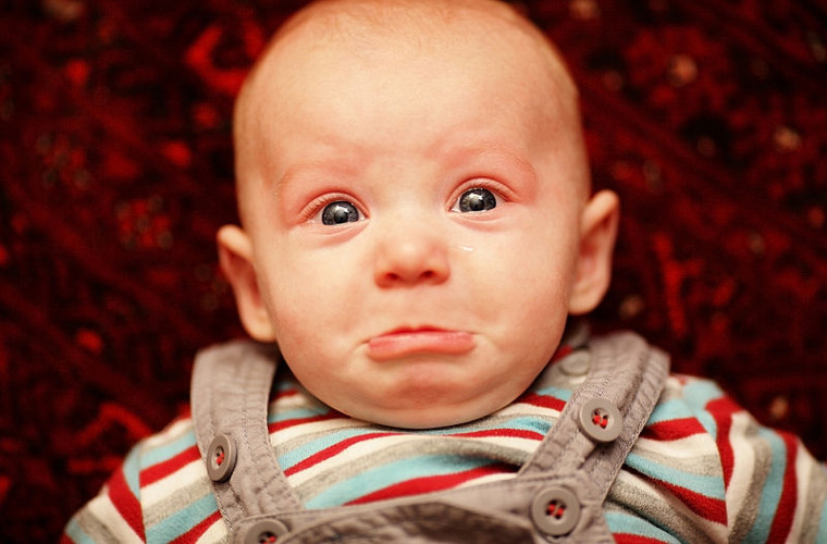 Βάλτε ένα τέλος στο κλάμα του μωρού σας!