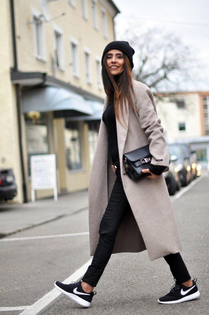 oversized παλτό